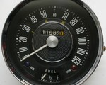 1071 S speedometer 120 mph Smiths Sn4479/20 1408 Mini