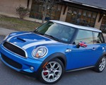 2008 MINI (BMW) Cooper S Coupe