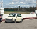 1999 Rover Mini Mayfair Edition Sedan 1275cc