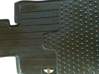 Part: MINI (BMW) BMW Mini rubber floor mat