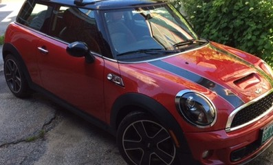 2012 MINI (BMW) Cooper S HatchBack