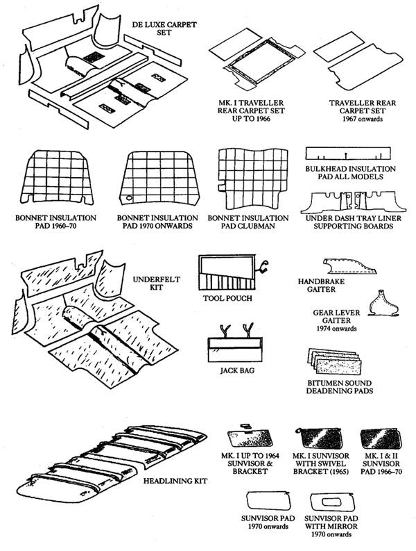 MINI Catalog Page 11-21