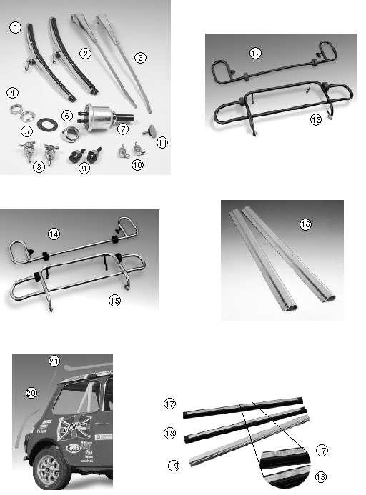 MINI Catalog Page 13-25