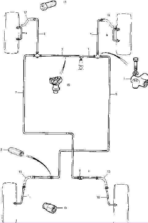 remote brake servo fitting instructions