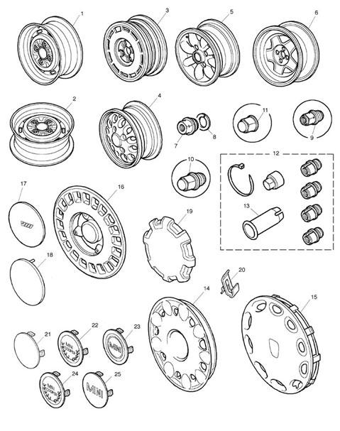 MINI Catalog Page 4-30