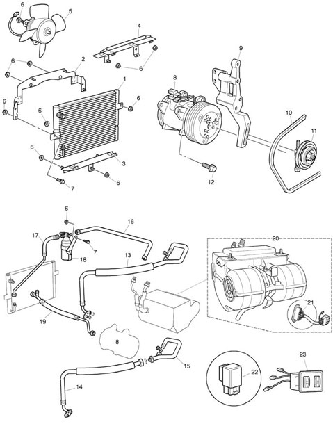 sparescat8 55 mini cooper parts catalog mini cooper 2004 ac wiring diagram at gsmportal.co