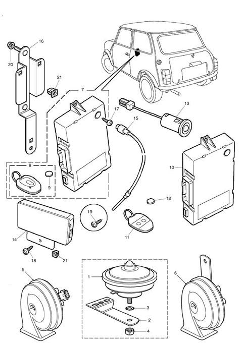 mini cooper parts catalog
