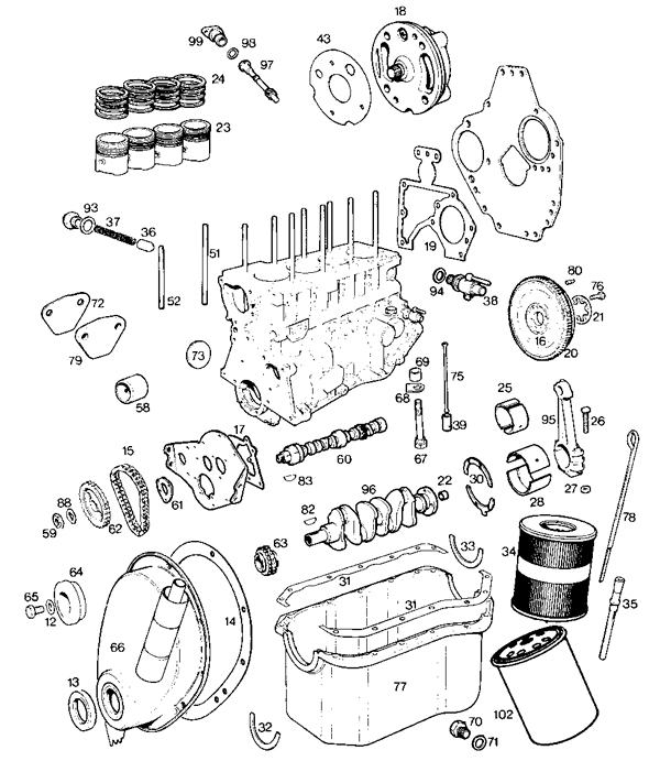 Mini Cooper Schematics