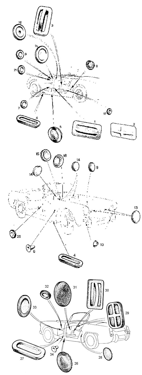 Sprite Catalog Page 12-1
