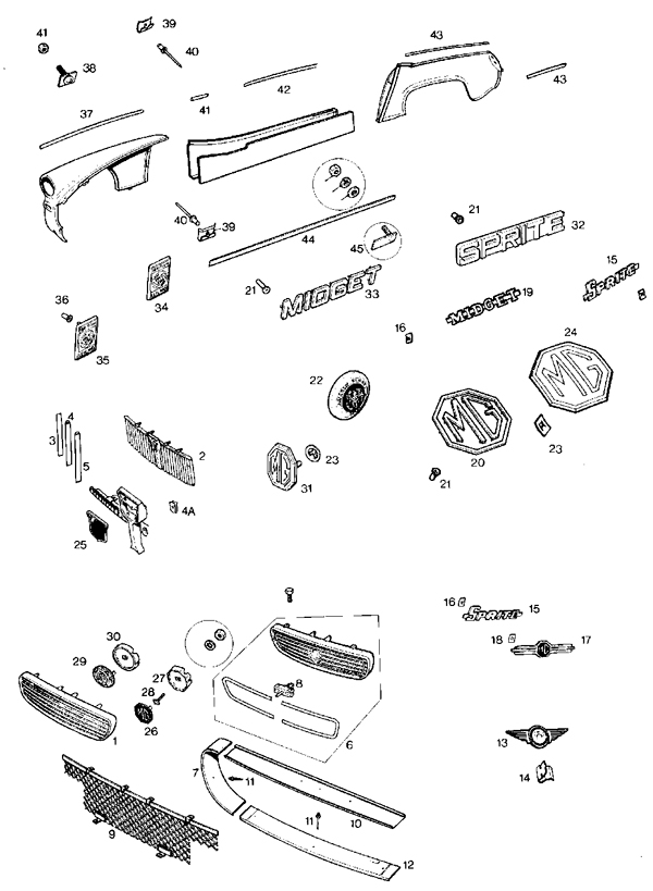 Sprite Catalog Page 12-23