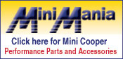 The Home of Mini Cooper Performance Parts and Accessories