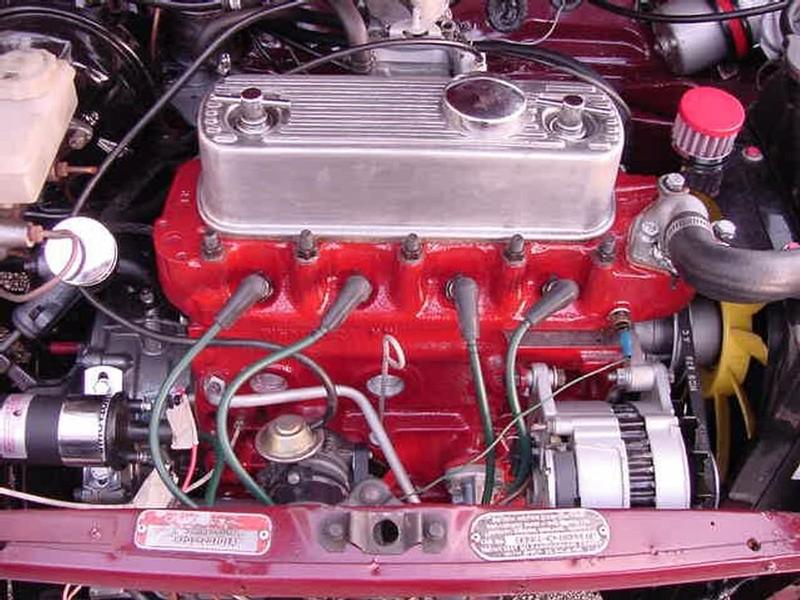 Classic Mini Rebuilt 1275cc Engine & Transmission Power Unit