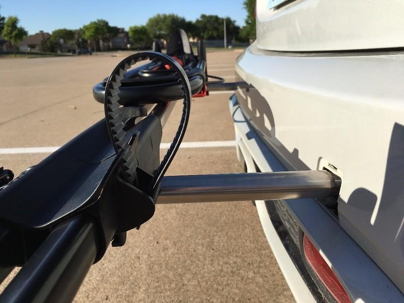 Tow Hitch Bike Rack >> Mini Cooper Bike Rack System Gen3 F55 F56