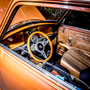 classic mini interior restoration