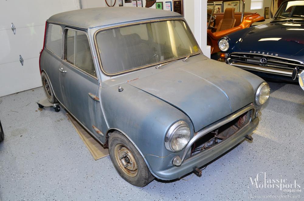 Mini Cooper Project Car For Sale
