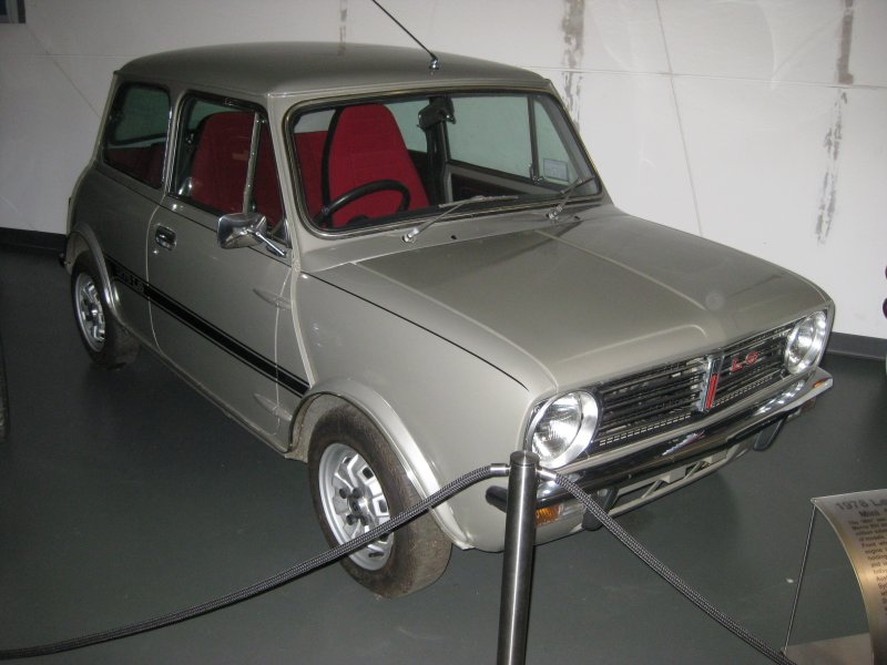 1977 Mini Cooper LS Austrailian - Mini Mania Inc.