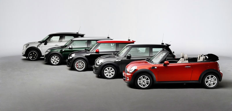 MINI introduced to Indonesia - Mini Mania Inc.