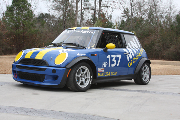 2011 Charleston Mini Cooper Race Road Atlanta - Mini Mania Inc.