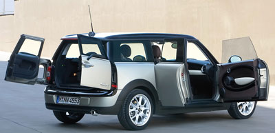 Come See the new MINI Clubman