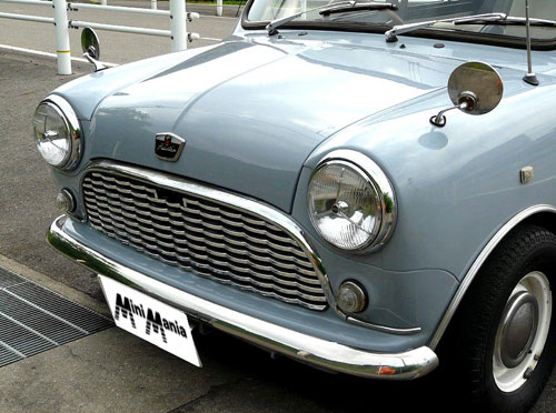 Lesson in Basic Grille - Mini Mania Inc.
