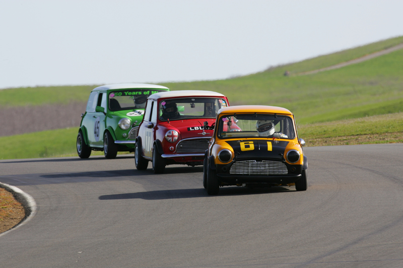 Mini At Thunder Hill