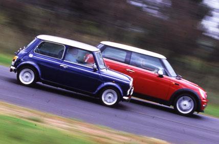 New Mini Cooper >> Classic Mini vs. New MINI