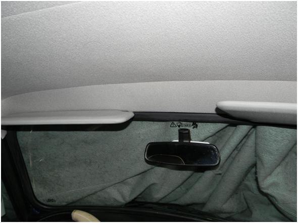 Installation Instructions for Sunvisor Hinge Mounting Kit f3e1ffb81aa