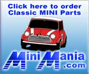 Mini Cooper Performance Parts and  Accessories