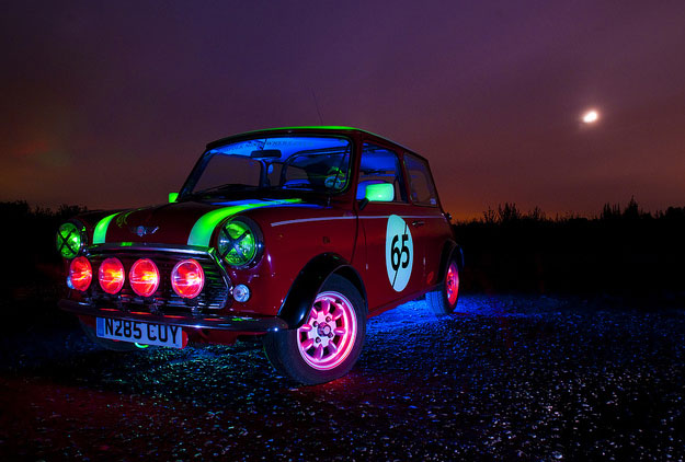 Moonlight Mini Cooper