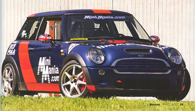 Bimmer photo of Mini Mania Mini