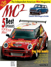 New Mini cooper USA Magazine