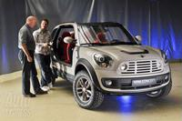MINI Beachcomber Concept Car