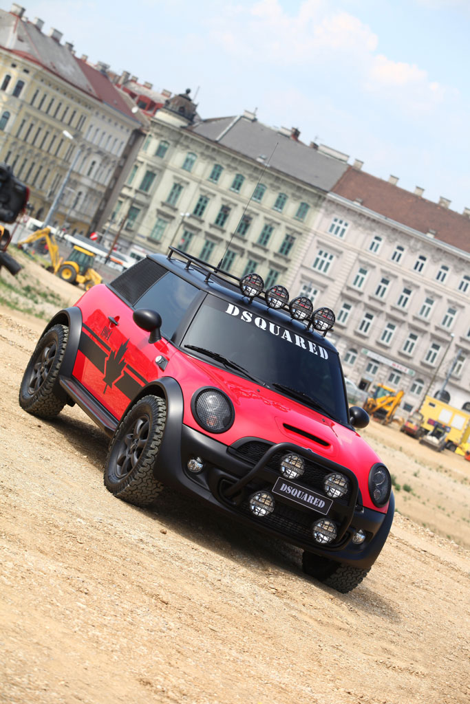 Dsquared² Mini Cooper S Mudder - Mini Mania