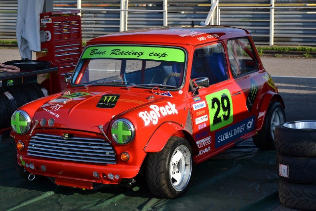 Mini Austin Vtec >> HS-Racing VTEC Race Mini