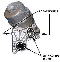 remote oil filter installation instructions