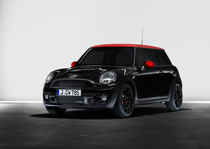 JCW package and Options - Mini Mania