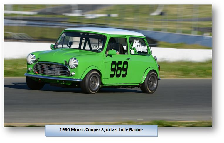 Julie Racine - I grew up around Mini's - Mini Mania