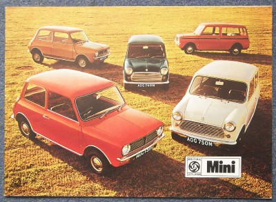 Mini in July - Mini Mania