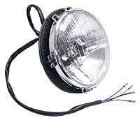 Classic Mini RHD Front Headlamp Assembly - XBC105210 | eBay