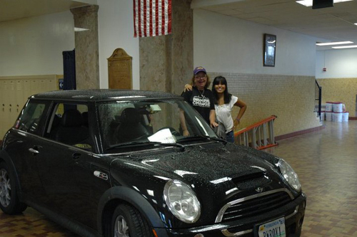 Women and the Mini - Mini Mania Inc.