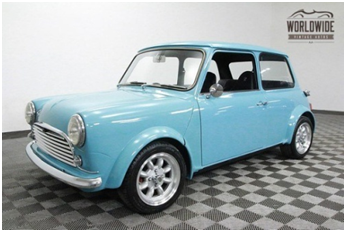 How Much Is Your Classic Mini Really Worth - Classic mini car