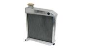 classic mini aluminum radiator