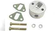 Austin Mini Crankcase Air Breather Kit Mechanical Fuel Pump