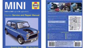 Haynes Workshop Manual classic mini