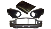 classic mini front sheet metal kit