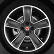 mini cooper wheel caps