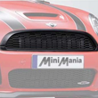 mini cooper blackout grill