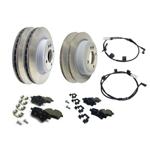MINI Cooper Brakes Maintenance R55 R56 R57 R58 R59 R60 R61