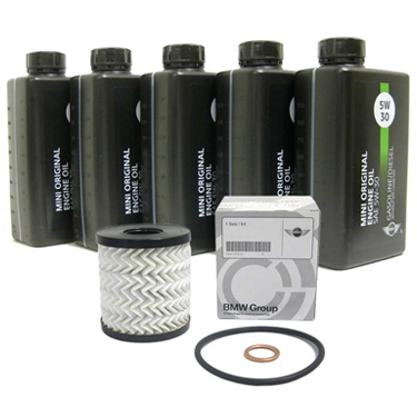 oil change kit for R55 R56 R57 R58 R59 R60 R61 MINI Cooper