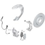 MINI Cooper Brakes Maintenance F54 F55 F56 F57 F60